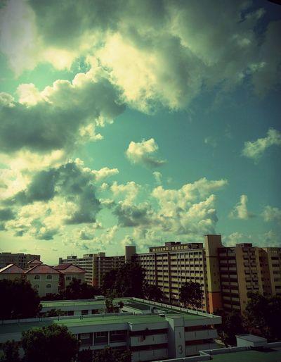 Clouds Skies
