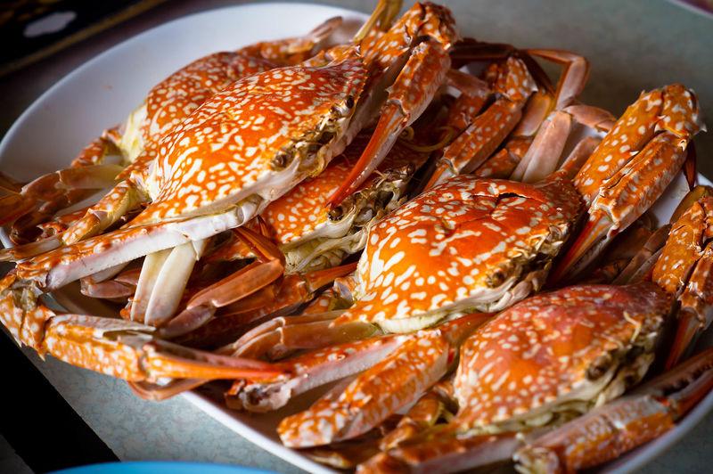 Crab Food Food