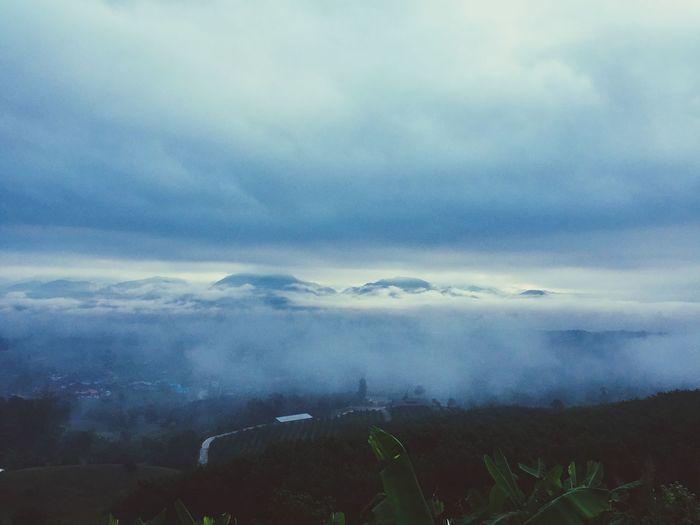 Mist in Pai