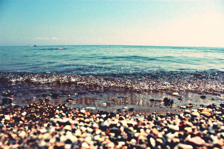 Bozcaada Akvaryumkoyu Summertime Denizgüneskum
