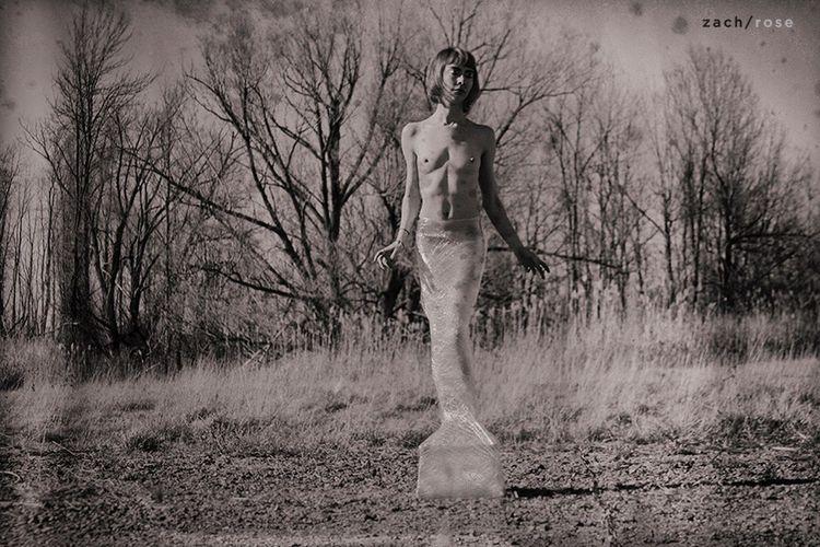 KRH - Imaginary Friends- April 2016 Darkart Nudeblackandwhite Female Nude_model Buffalo,ny Nude-Art Zach Rose Photography Art New York Nudeshoot Naked_art Toplesswoman Check This Out Creepy Wildlife & Nature Spring