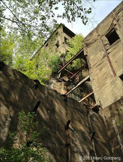 Architecture Abandoned Concrete Ruins