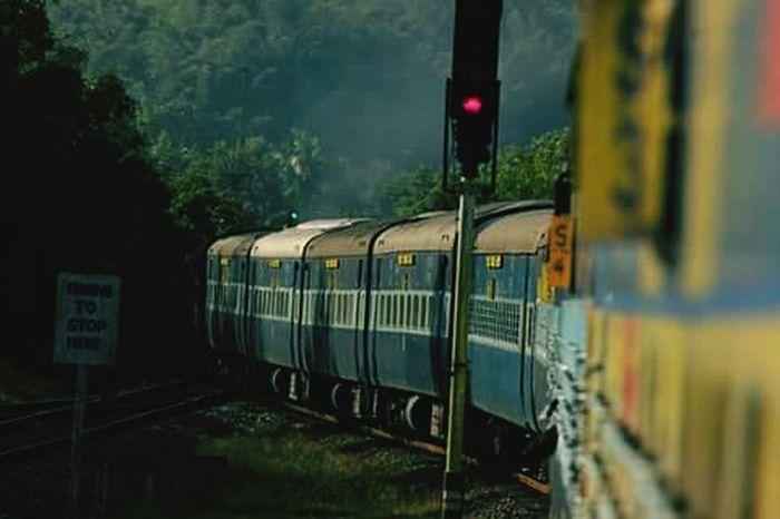 The Journey Is The Destination Konkanrailway India India Taking Photos On The Way