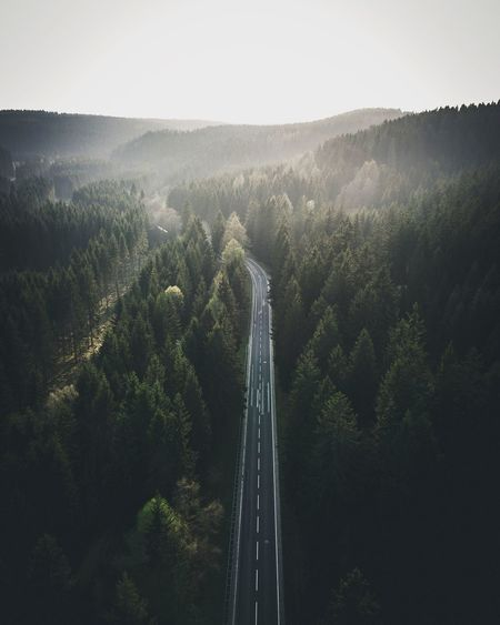 Ore Mountains DJI X Eyeem DJI Mavic Pro EyeEm Selects EyeEmNewHere Erzgebirge Ore Mountains Mavic Aerial Shot Aerial View Drone  Plant Tree Nature Growth Day Land Scenics - Nature Sky No People Transportation Beauty In Nature Motion Forest Outdoors Environment Tranquil Scene Landscape Tranquility Water Summer Road Tripping