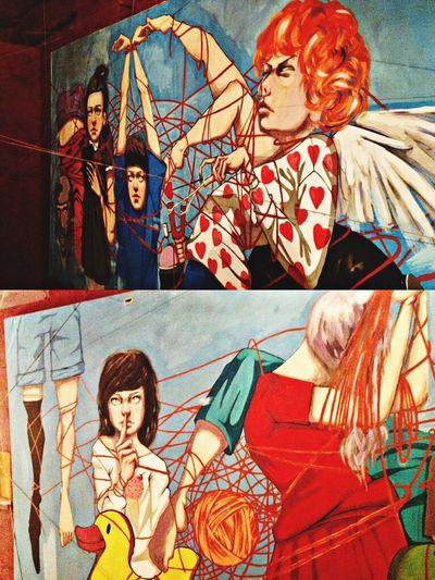 Art Street Art свитер музей