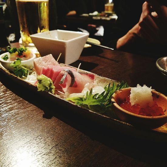 Osaka Night Sashimi
