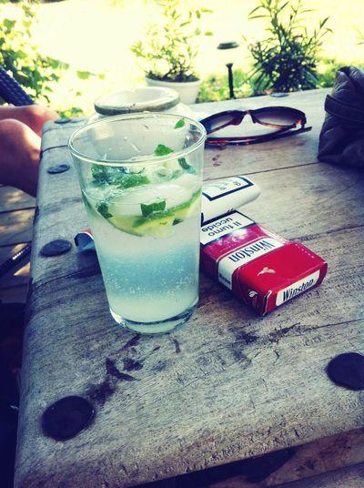 Smoking Popular Photos Mojito Holydays