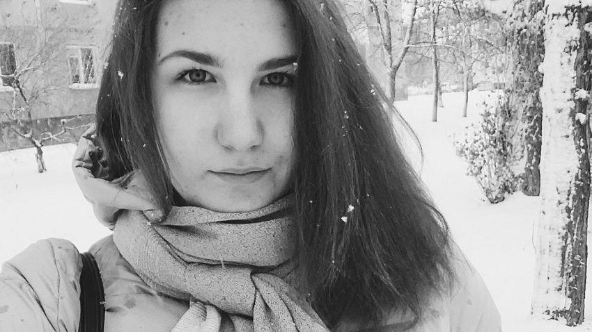It's Winter People Faces Of EyeEm Blackandwhite