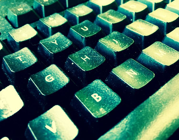 Computer Keyboard Technology Computer Computer Key Computer Equipment Alphabet Text Close-up No People Backgrounds Full Frame Old Outdatedtechnology Outdated Outdated Tech