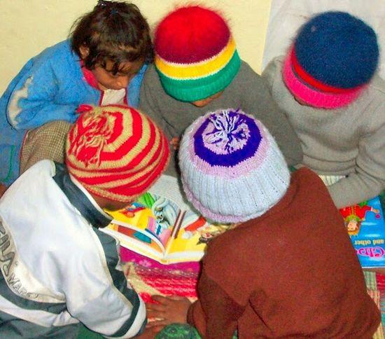 Nepal hats.