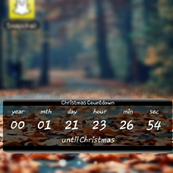 ChristmasCountdown Overenthusiastic because its my favorite *buddy the elf voice*