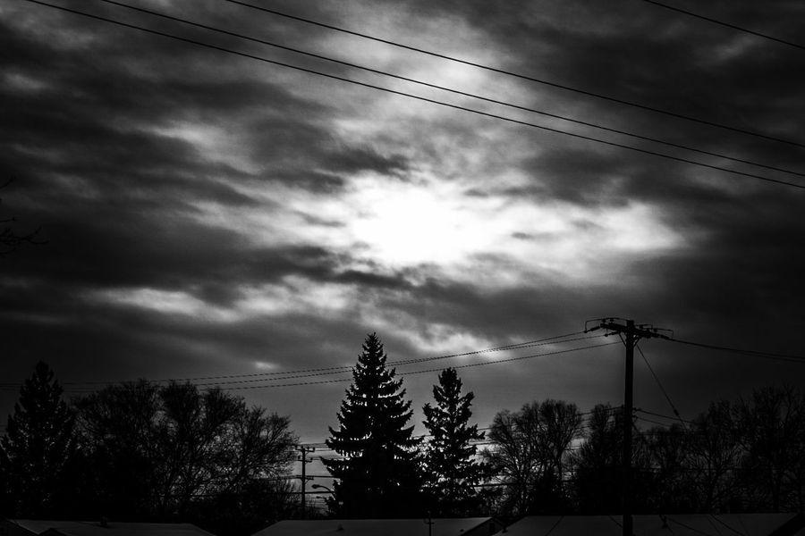 NIKON D5300 Nikonphotography Nikon Canada Nikon Camera No People Electricity  Storm Cloud Day Beauty In Nature Telephone Line