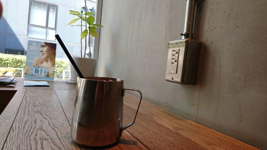 EyeEm Selects Indoors  Domestic Life One Person Day People Coffee Time Coffee Shop Coffeebreak Coffee Lover Coffee Mug Coffee Culture Coffeeholic Coffee Table Coffee Shop Scene