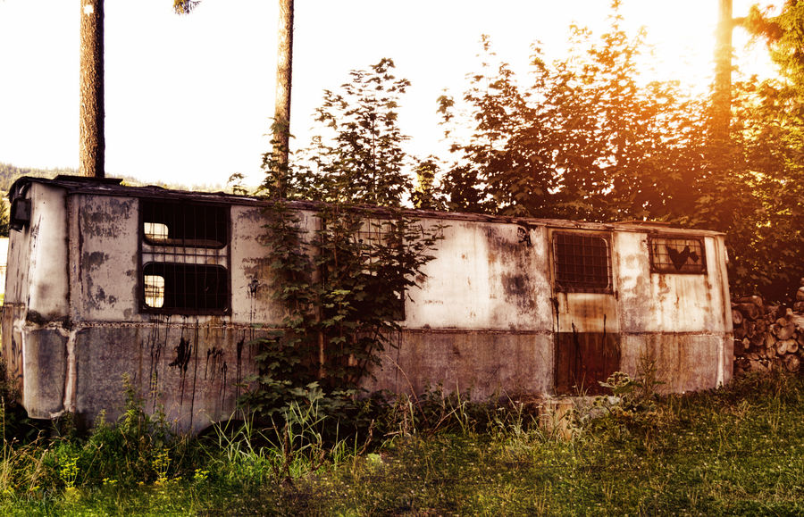 Lost in time #Nature  #old Abandoned Abandoned_junkies Damaged