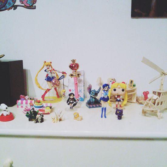 Sailor Moon Sailormoon Crystal Sailors Sailormooncrystal Sailormoon Love♡