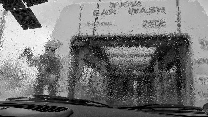 Carwash Carwashing CarWashTime Black And White Black & White Blackandwhite Photography
