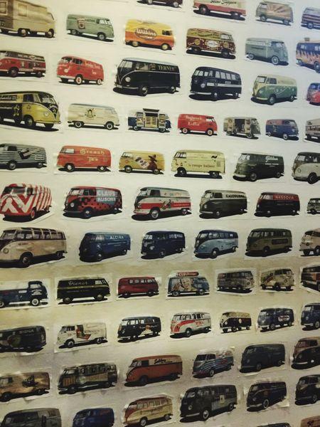 Bulli Volkswagenbus Volkswagentransporter