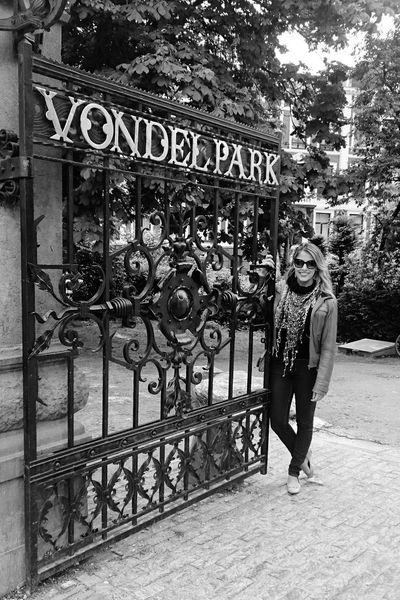 Amsterdam Bestofamsterdam Goodvibes✌️ Behappy Vondelpark Wolderlust Blackandwhite