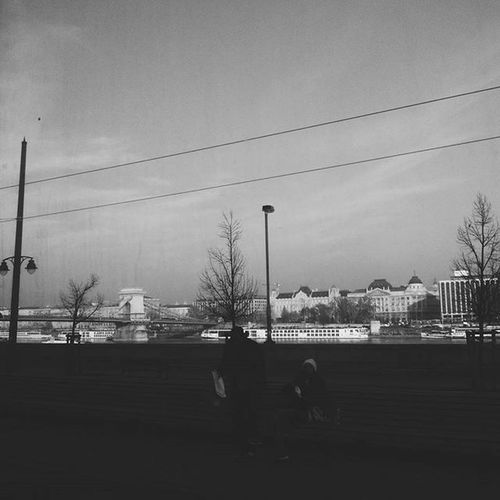 i don't know why i like this picture but i think it's pretty. it's a little moment of Budapest...and this photo was made by an accidant haha Budapest Blackandwhite Feelings Danube Beautiful Sunny Strangers Mik Ikozosseg Vscohungary Vscocam