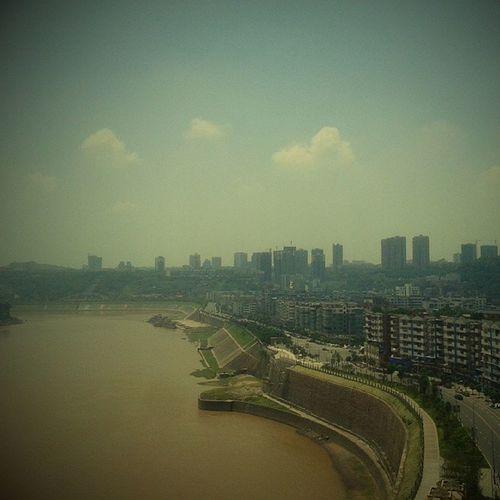 I love Qujiang River