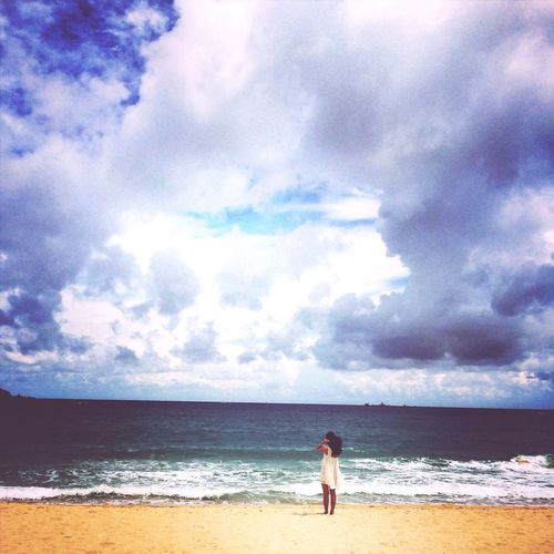 That's Me Getting Inspired Sea And Sky