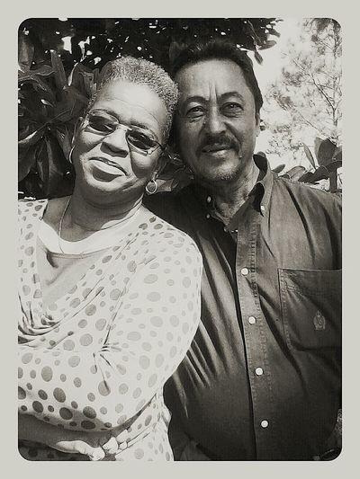 Ma and Oscar