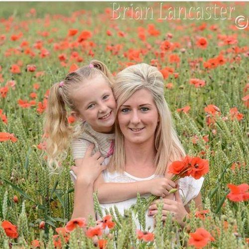 Poppy Flowers Summer ☀ Daughter Family