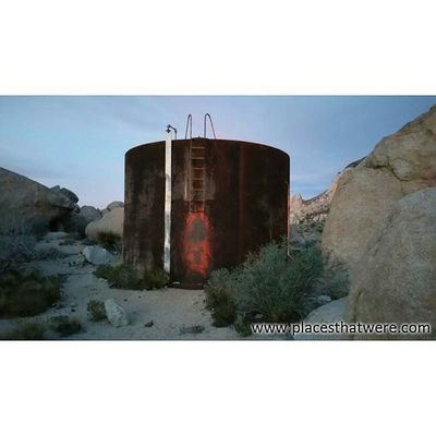 Urbanexploration Urbex Abandonedbuilding Joshuatree Ryanranch Mojave California Desert