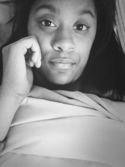 In bed sick :(