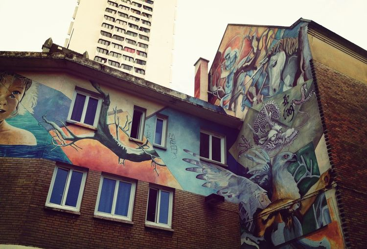 Discover Your City Paris Street Art