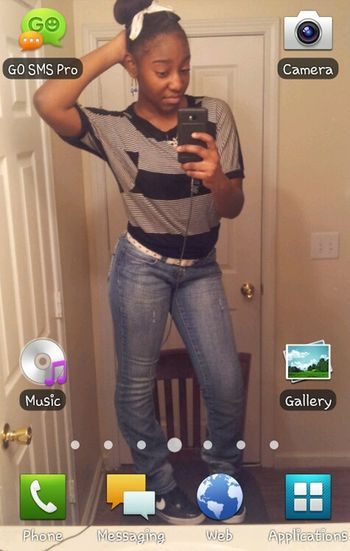 Front Of My Phone