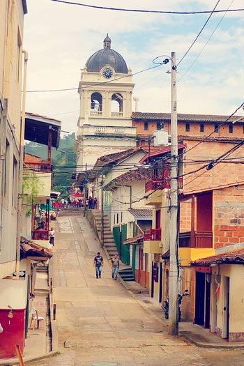 Colombia Es Bella Pueblos De Colombia EyeEn City Travel Photography Antioquia