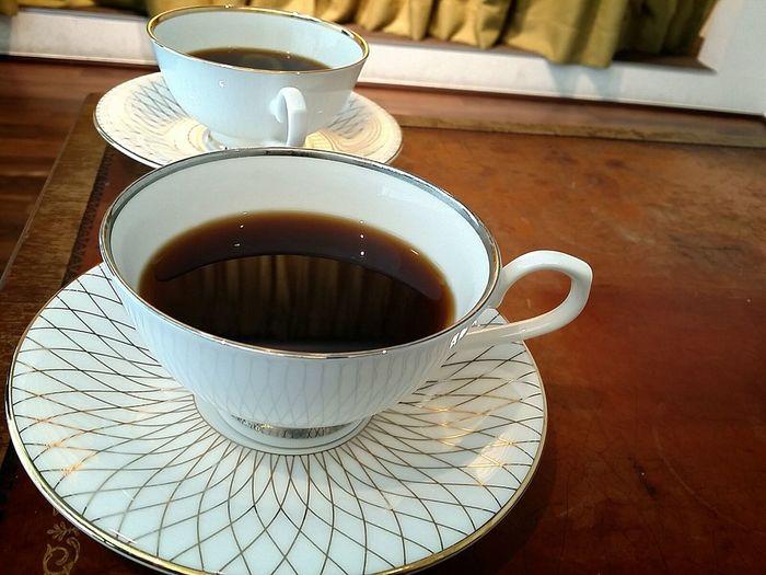 Coffee ☕ Korea Enjoying Life 케이트블랑