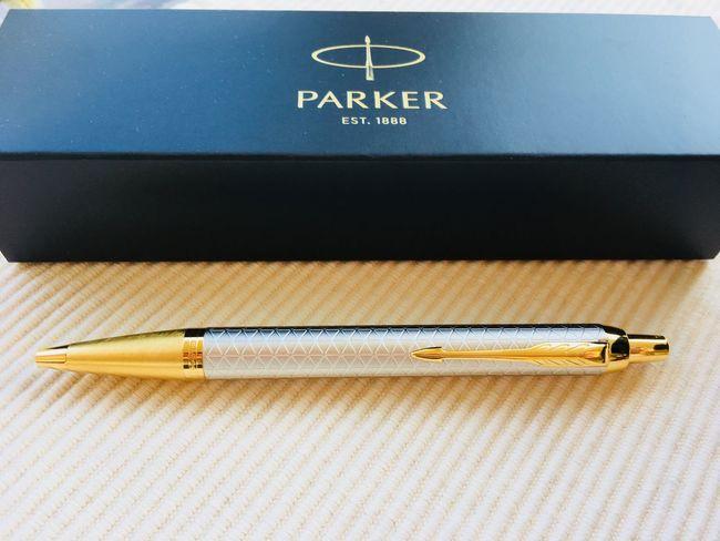 Parker Pen Parkerpen Pen Parker Indoors  Close-up No People Table Day