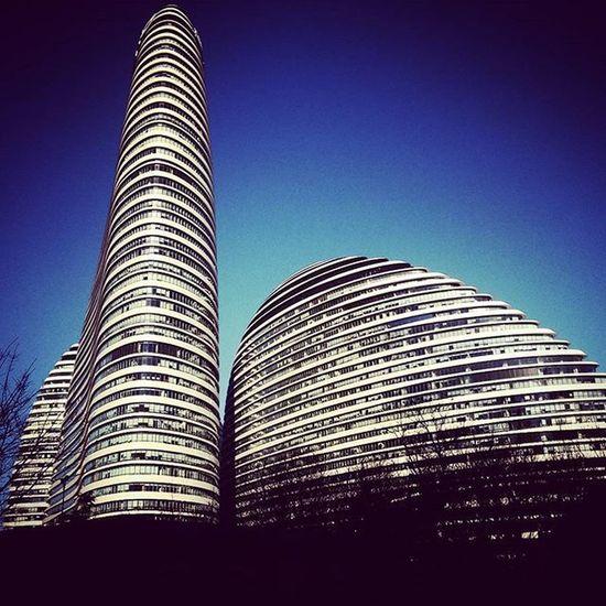 FutureCity Beijing BlueskyinBeijing