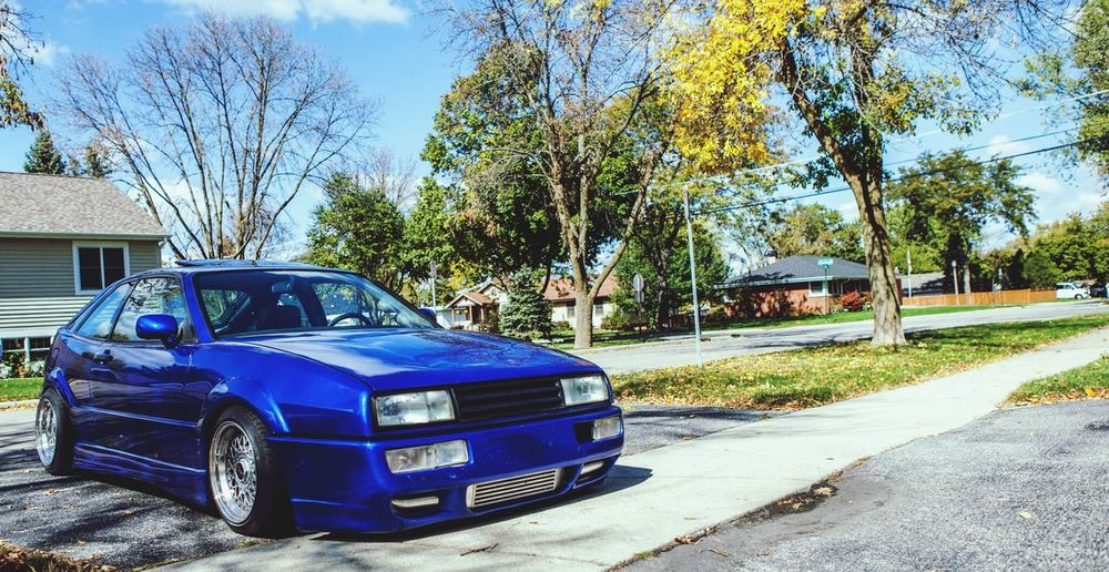 Miss my old car VW Corrado Volkswagen