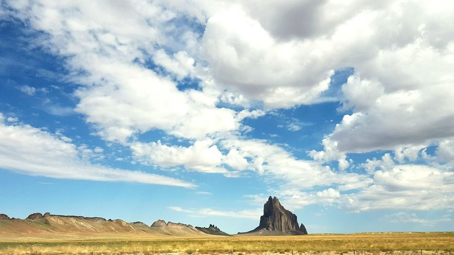 Shiprock, NM Shiprock New Mexico Outside Photography Nature On Your Doorstep Natures Beauty Scenic Beauty Outdoors❤