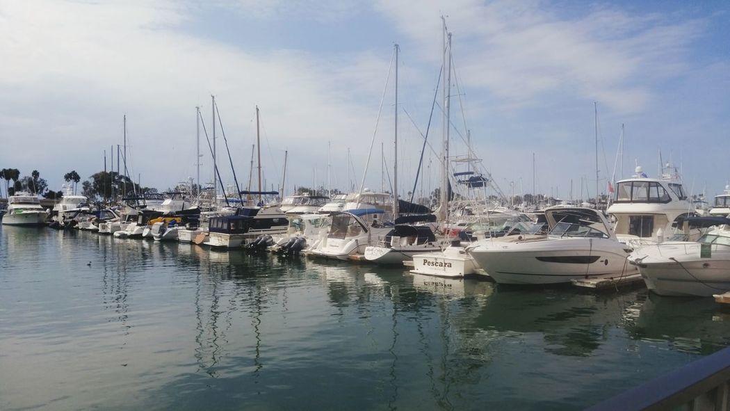 Dana Point, Ca California Water Harbor Boats Dock