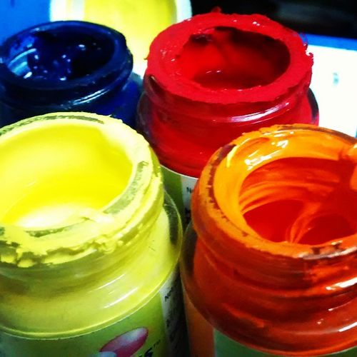 Let's paint our path of life ;) Motogclick Nthng_special Colours_I_like ! Bright !