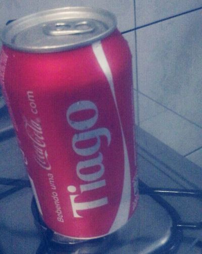 coca drink Tiago ;) Cocacolazero cocacola First Eyeem Photo