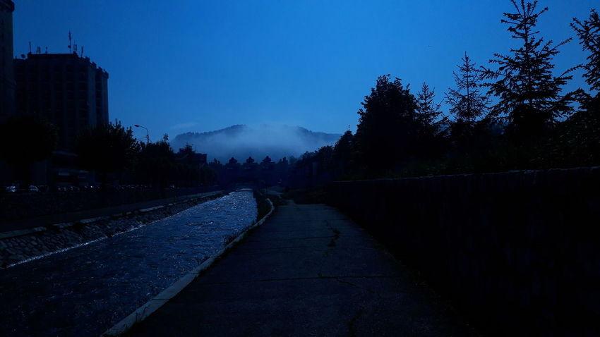 Morning Fog... Novi Pazar Riverbank
