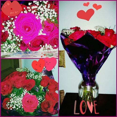 A surprise date that ends in roses!!! Iloveyou Vppremier Mybfisthebest Mybfisbetterthanyours myrock mymotivation unconditionallove mysoulmate theloveofmylife ilovemylife iknowicanbeapain