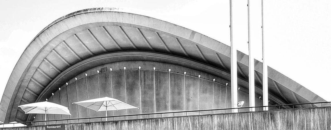 Berlin Architecture Blackandwhite Monochrome