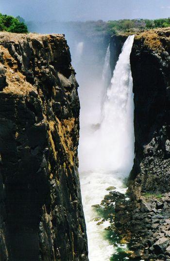 Great victoria falls Zimbabwe