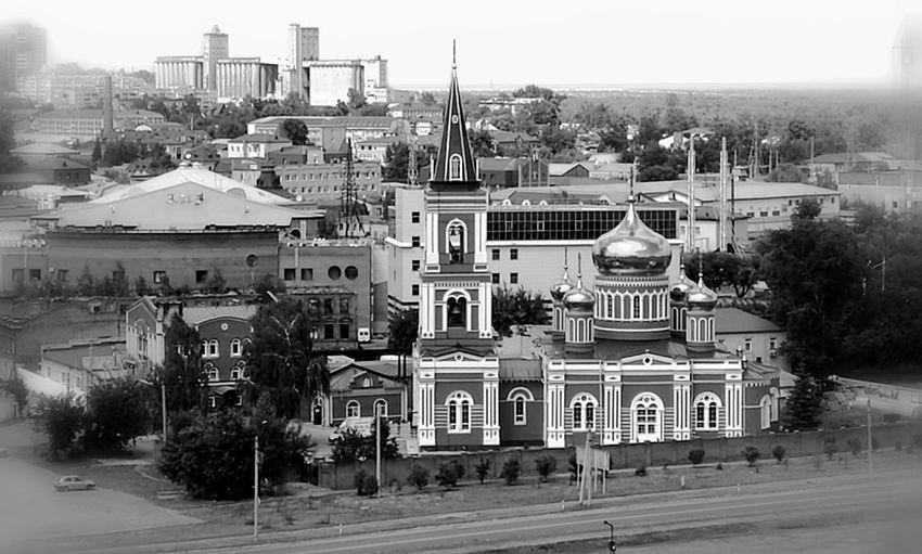 Барнаул.Вид из Нагорного парка First Eyeem Photo