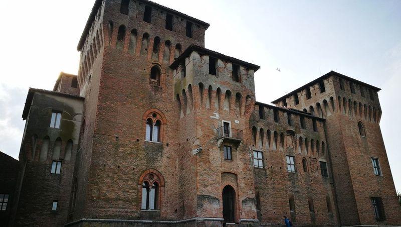Mantova Mantova City Italy Architecture Castello Castle Gonzaga Medieval Italia