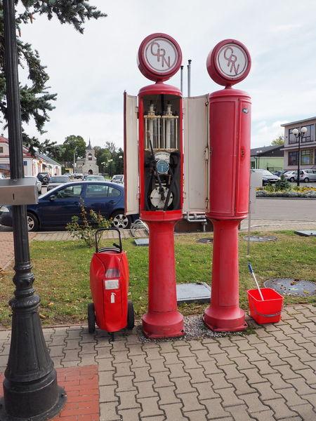 Stare Dystrybutory Paliwa Oil Pump