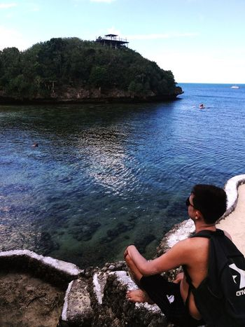 simply beatiful island called guimaras Offwork Beach Vacations Summer Nature Swimming Sand Relaxation Lifestyles
