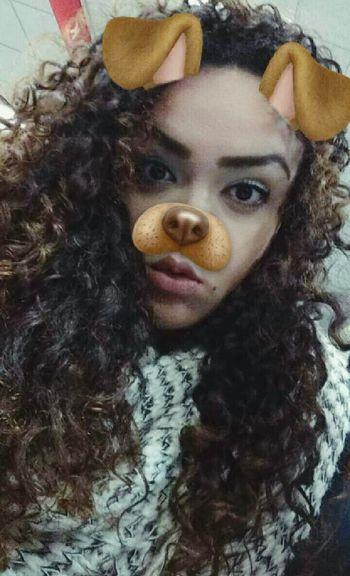 Me gusta ser un perrito en Snapchat 🐶 valeglzffz Self Portrait Hello World Dog Mood