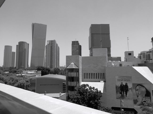 Big city life - tel aviv - israel Architecture Skyscraper City Downtown District Cityscape Outdoors Modern Sky No People Urban Skyline Huawei Israel_best Fhotooftheday Huaweiphotography Huawei P10 Plus Huaweip10plus The Street Photographer - 2017 EyeEm Awards Live For The Story EyeEm Challenge Thearchitect Eyeemawards2017 Israel Black And White